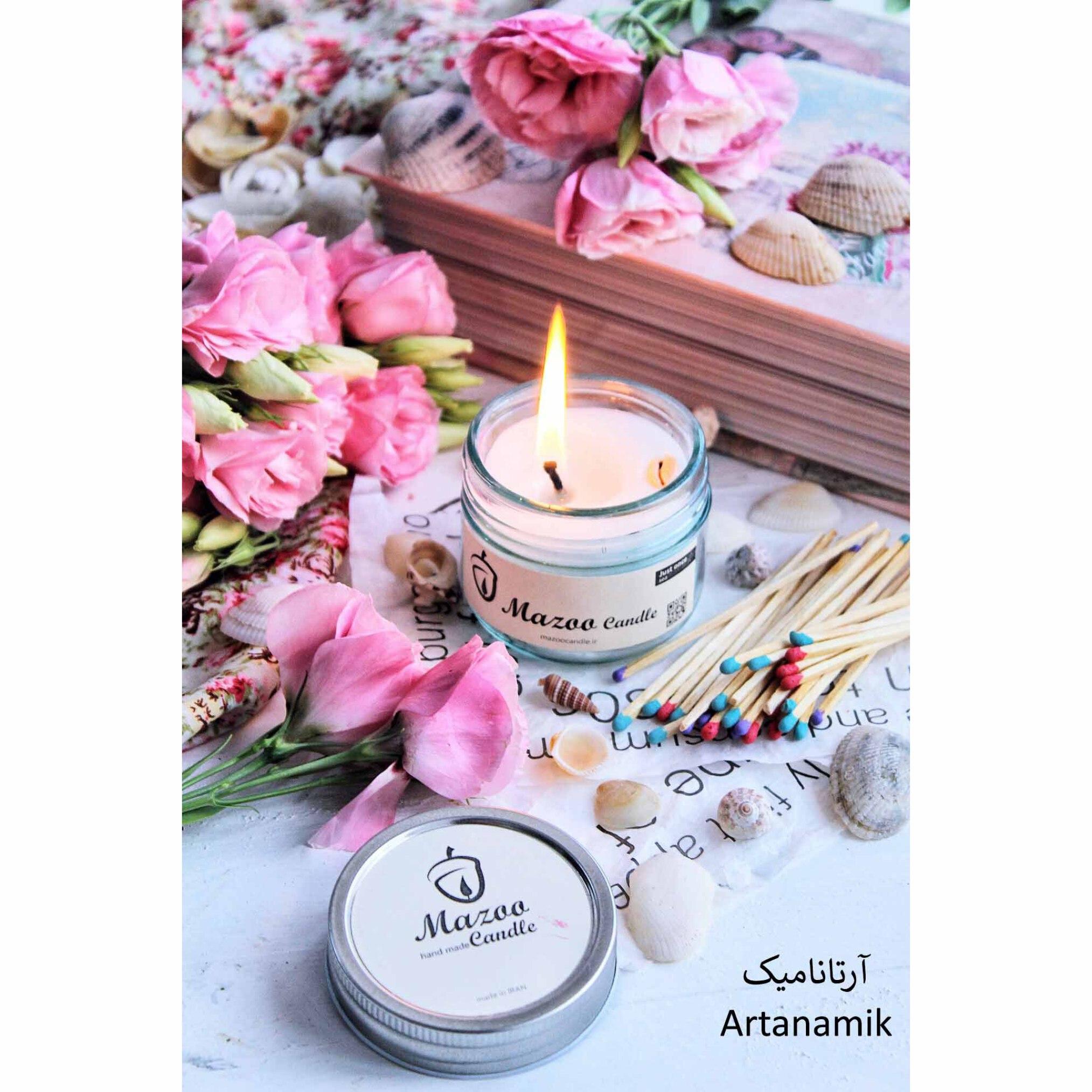 خرید شمع معطر با رنگ ها و رایحه های مختلف، شمع با کیفیت، شمع دکوری