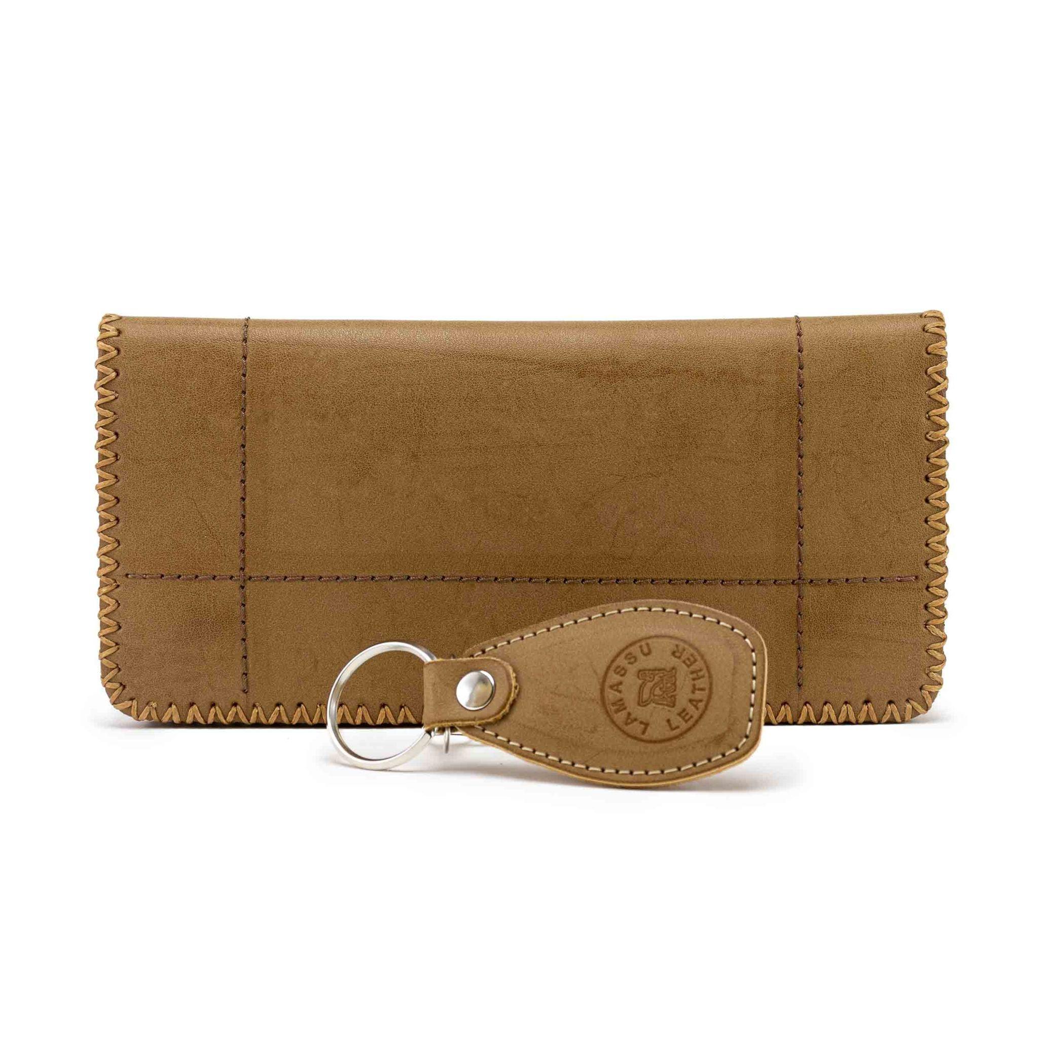 کیف پول چرم کتی