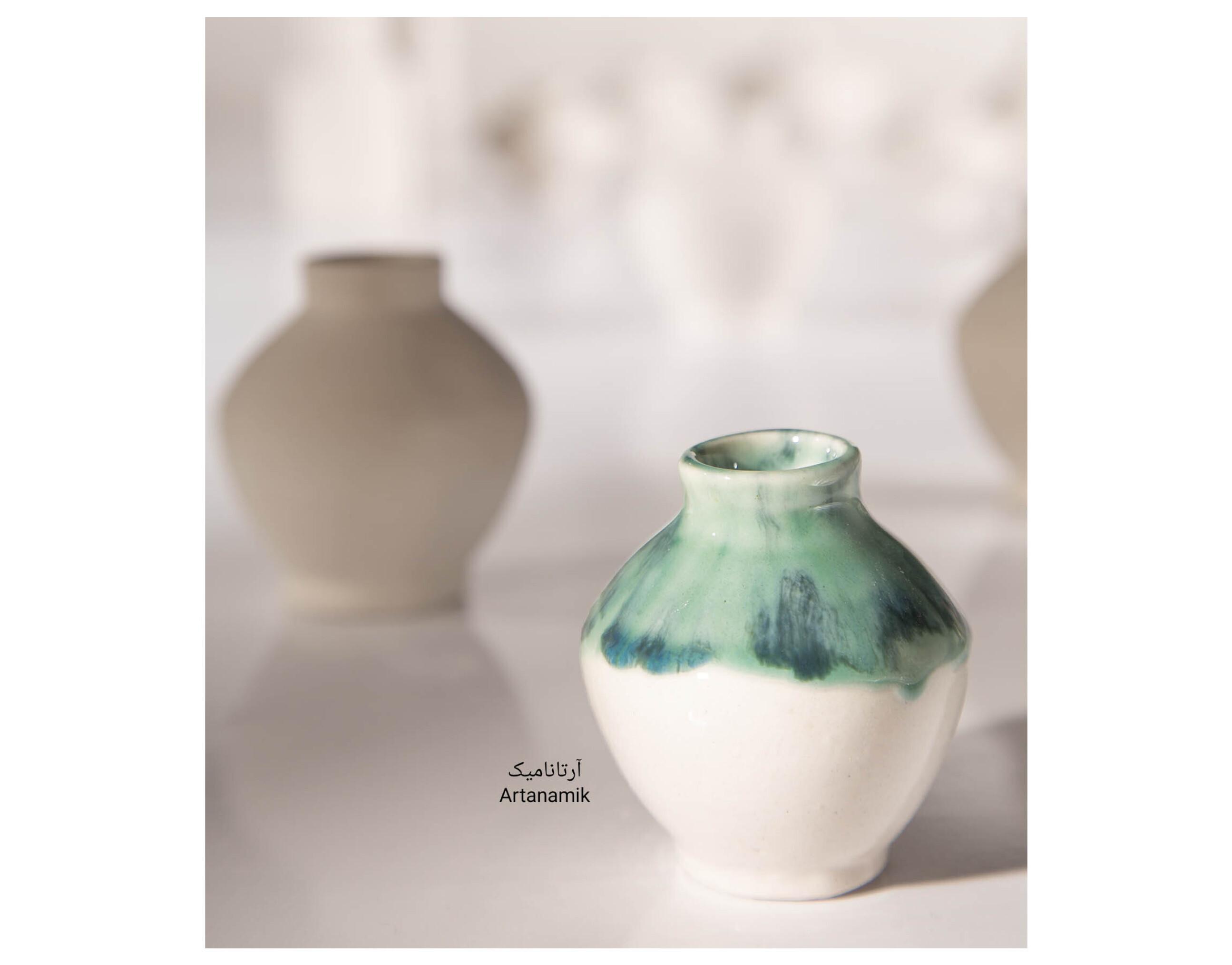 گلدان سرامیکی-عطردان، گلدان کادویی و گلدان دکوری