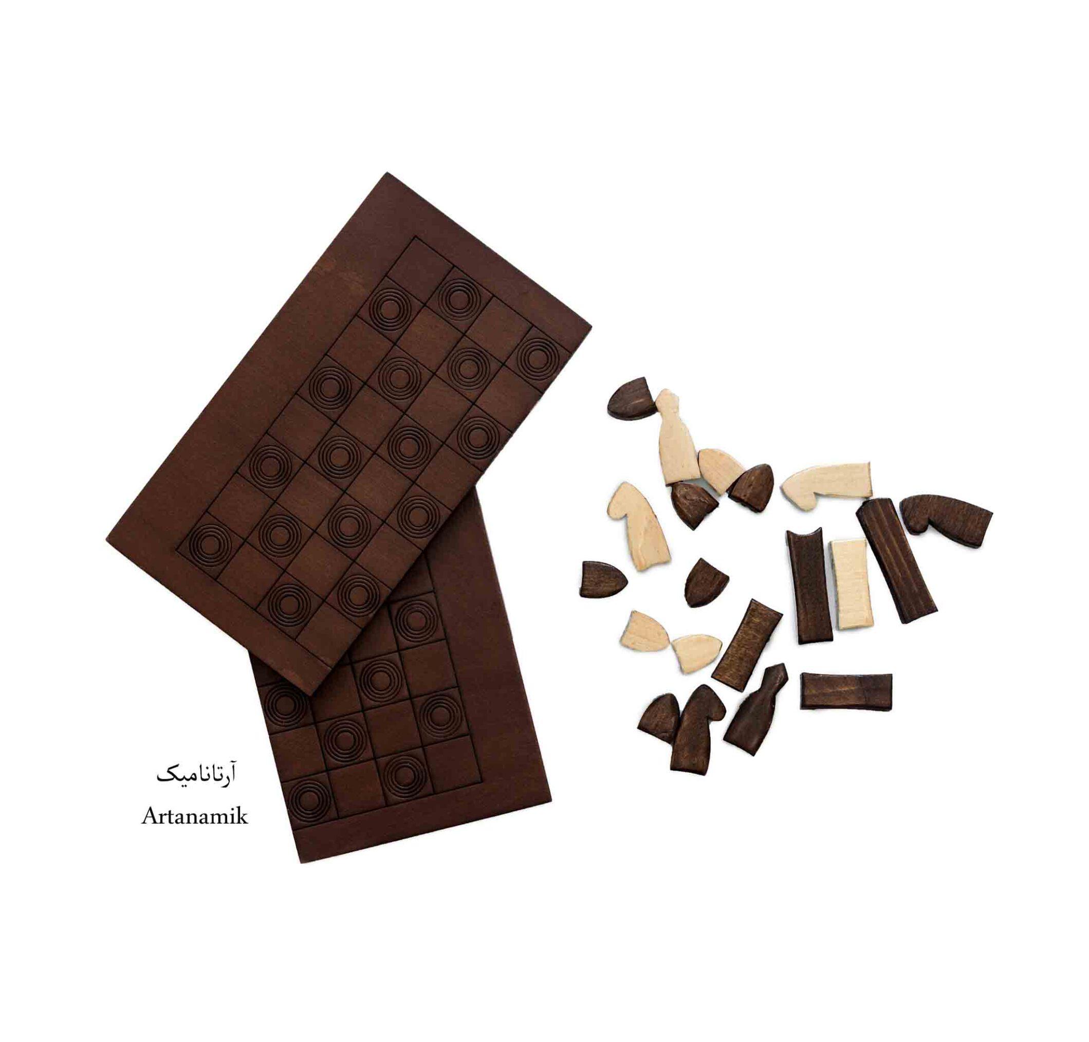 شطرنج کادویی شطرنج چوبی