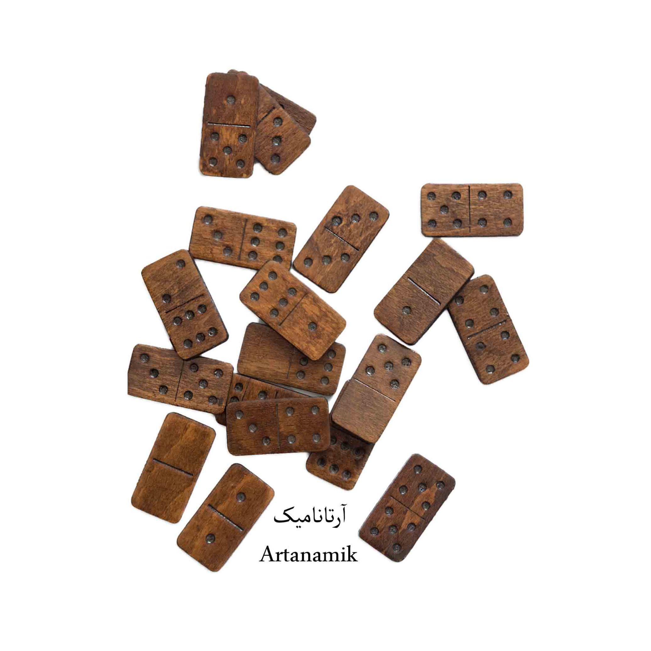 دومینو چوبی